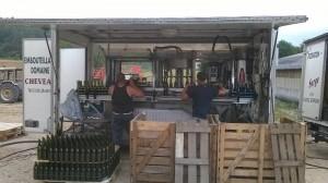 Mise en bouteilles des Bourgognes 2015
